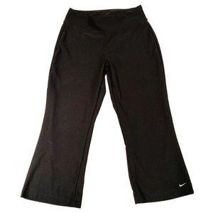 Nike Crop Wide Leg Dri Fit M